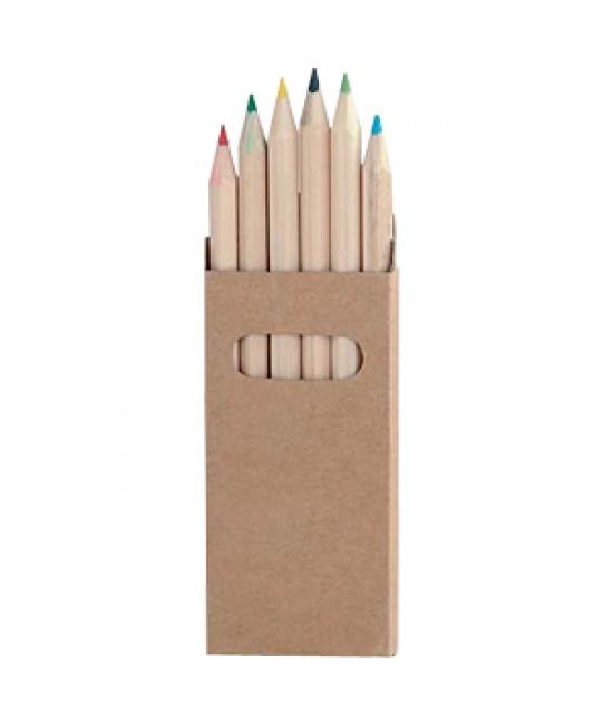 Caja lapices colores