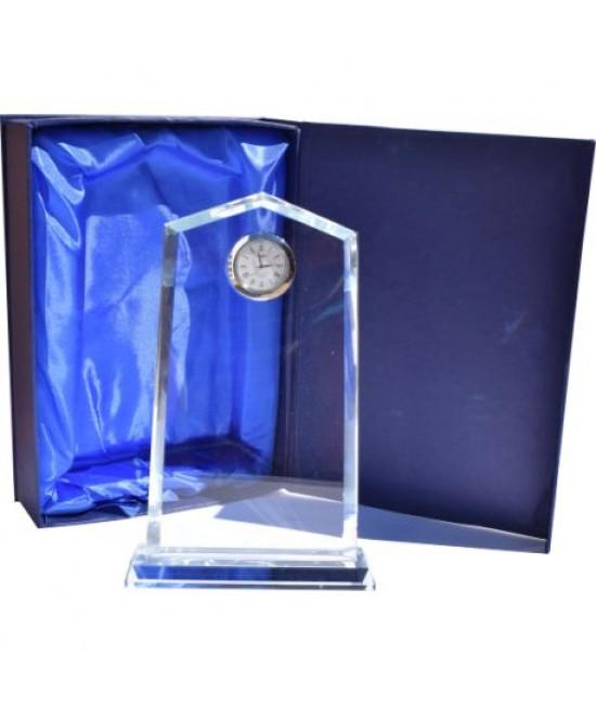 trofeo vidrio reloj Gc7